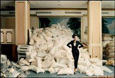 Sarah Jessica Parker in Vogue – Annie Leibovitz