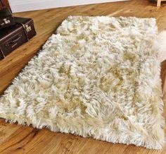 Elody Cream Rugs | Modern Rugs