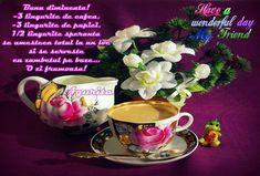 10649629_273259616205145_2486021921559384138_n - buna dimineata la toti Tea Cup Saucer, Good Morning, Tea Pots, Vase, Mugs, Tableware, Mornings, Room, Cute Love Pictures