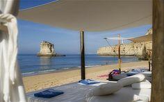 Caneiros, Algarve, Portugal: Secret Seaside - via Telegraph 09.06.2014