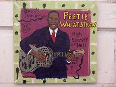 Pettie Wheatstraw - Dalton Art