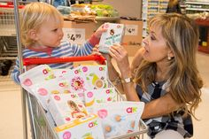 It's been a busy time in Australia launching my brand new range of frozen meals for babies, toddlers and children.