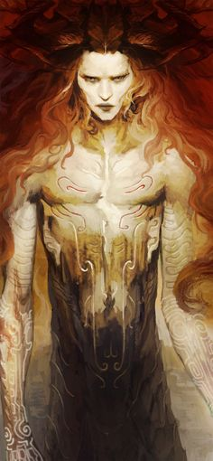 Loki by hoooook on DeviantArt Loki God Of Mischief, Art And Illustration, Illustrations, Fantasy Kunst, Fantasy Art, Loki Und Sigyn, Loki Norse Mythology, Futurism Art, Loki Art