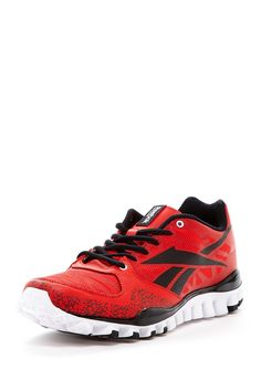 Reebok RealFlex Transition Techy Athletic Shoe  #Lace-up # #
