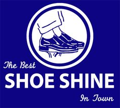 Best Shoe Shine in Town! This vintage style t-shirt is available in many different styles for both guys and gals, and in a wide variety of colors, too. Starting at just $20.99! http://www.cladrite.com/c031.html