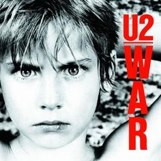 U2 War (album sleeve)