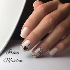 Semi-permanent varnish, false nails, patches: which manicure to choose? - My Nails Valentine's Day Nail Designs, Square Nail Designs, Short Nail Designs, Acrylic Nail Designs, Nails Design, Nail Art Saint-valentin, Heart Nail Art, Heart Nails, Design Ongles Courts