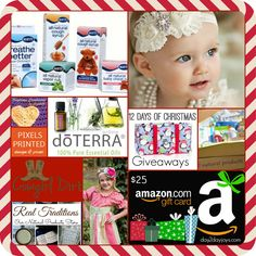 It's almost that time of year again for the annual 12 Days of Christmas! It's time to learn about some awesome businesses and get a chance to win their products! Christmas Giveaways, 12 Days Of Christmas, Christmas Diy, 100 Pure Essential Oils, Win Or Lose, Pure Products, Natural Products, Wonderful Time, Joy