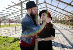 Spring Look // Rainbow // Infini-T Blog Bordeaux