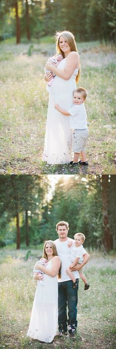 Outdoor Newborn and Family Sessions — Portraits by Lucy