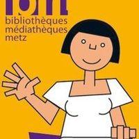 Veille des Bibliothèques-Médiathèques de Metz | Scoop.it