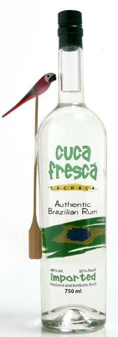 Cuca Fresca Premium Cachaça Review: Cuca Fresca Cachaca and Caipirinha