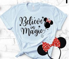 Excited to share the latest addition to my shop Believe in Magic Disney Shirt - Disney Shirt - Magic Kingdom Shirt - Disney Matching Shirts - Disney Family Shirts - Disney T Shirt Disney World Outfits, Disney World Shirts, Disney Shirts For Family, Family Shirts, Etsy Disney Shirts, Disney Family Outfits, Walt Disney, Disney On Ice, Disney Trips