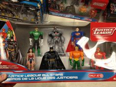 Justice League Toys Bring New 52 Look to Target Stores