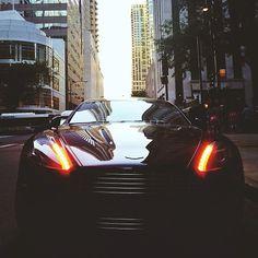 Seduction! Gorgeous Aston Martin Rapide via Carhoots.com