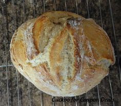 Bake Artisan Bread in 5 Minutes a Day - 4