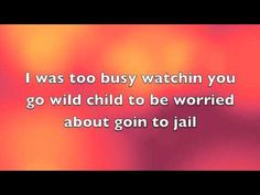 Cop Car Keith Urban Lyrics - YouTube