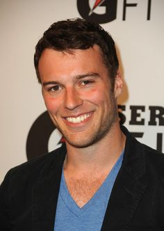 """Peter Mooney Actor Peter Mooney arrives at Gatorade's """"G Series Fit"""" Launch Party at the SLS Hotel on April 12, 2011 in Los Angeles, California."""