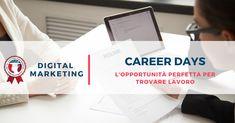 I Career Days in Digital Coach®, dove farti trovare dalle aziende