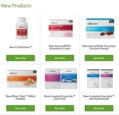 NEW Year and NEW products !!  HOW exciting is this !! If you are a member ~  Check out your back office to place your order today OR Don't have a membership and Don't feel like signing up….you can make retail purchases too. Check it out  !!