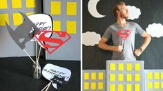 accessoires photobooth super heros