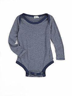 Splendid Infant's Striped Bodysuit
