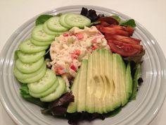 366 Meals We Made: #345 Seafood Salad