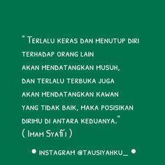 Self Reminder, Quotes Indonesia, Islamic Quotes, Best Quotes, Qoutes, Haha, Literature, Spirituality, Random
