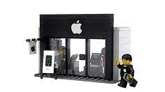 LEGO Mini Stores – Apple, Starbucks und noch mehr | KlonBlog