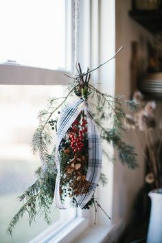 natural decor DIY on A Daily Something