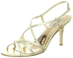 Badgley Mischka Women's Ava II Sandal