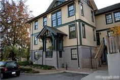 Nurses Lodge, 12 E Royal Avenue, New Westminster Victoria Hill, Westminster, British Columbia, Nurses, Mansions, House Styles, World, Home Decor, Mansion Houses