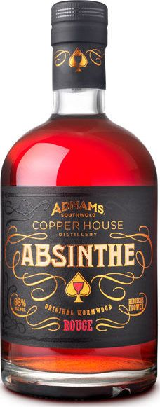 For you Polina. Adnams Absinthe Rouge. Does red taste different? PD