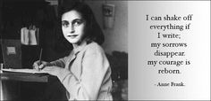 Here are some Anne Frank quotes which will take you to her world in which she suffered misery and horror off the hands of Nazis since she grew up. Margot Frank, Anne Frank Quotes, Christian Women Quotes, Leader Quotes, Shake It Off, Keep Trying, Beautiful Mind, Recherche Google, Woman Quotes