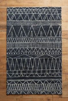 Anthropologie Marmotinto Rug #anthroregistry