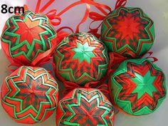 Dekorácie - vianočné ozdoby 61 - 6cm - 4664685_