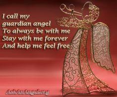 I call my #GuardianAngel. Follow us on IG @ askanangel1 or Visit AskAnAngel.org