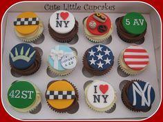 Mehndi Cake Toppers : Cupcakes para celebrar el día de nuestro viaje party ideas