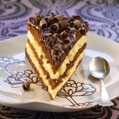 Sweet Recipes, Cake Recipes, Dessert Recipes, Pudding Desserts, No Bake Desserts, Norwegian Food, Dessert Drinks, Sweet Cakes, Mini Cakes