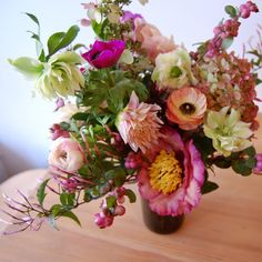 we like it wild: happiness is a hellebore | Design*Sponge