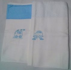 sobre lençóis bordados... usado