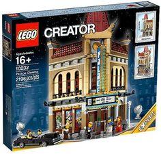 LEGO Creator 10232 Cinema Palacio