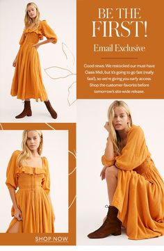 """Before this dress sells out again…"""" SL (not full email) E-mail Design, Media Design, Editorial Design, Editorial Fashion, Email Newsletter Design, Email Design Inspiration, Email Marketing Design, Poster Design, Paris Mode"""
