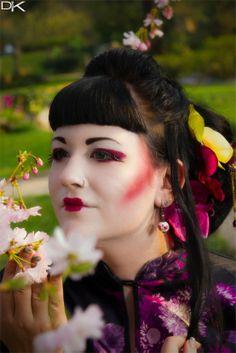 geisha styling von mir foto von dk fotografie
