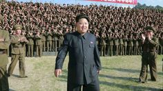 North Korean leader Kim Jong Un makes an inspection at the commanding headquarters of the 264 Combin... - Provided by Quartz