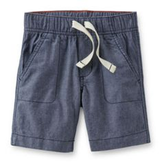 Carter's® Chambray Poplin Shorts – Boys 4-7  found at @JCPenney