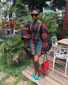 1001 Ideas for African fashion pieces European-style looks Ankara Dress Styles, African Print Dresses, African Fashion Dresses, African Wear, African Women, African Prints, African Attire For Ladies, African Dress Styles, African Clothes