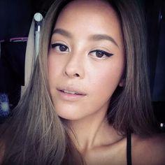 Love her makeup ,Pearypie