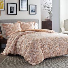 City Scene Sari Comforter Set