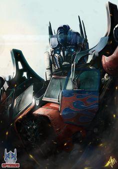More primeorion pax fan art optimus fans prime orion pax optimus prime